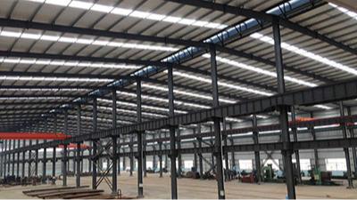 浅谈钢结构厂房施工流程是怎样的