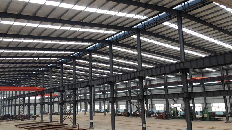 钢结构厂房施工流程