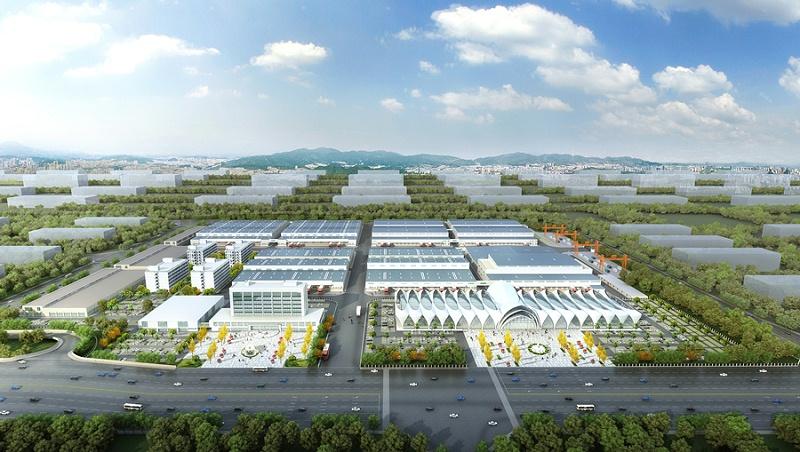 广西北部湾国际生鲜冷链园区