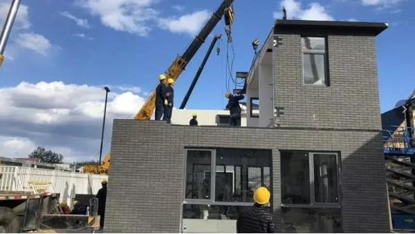 2019年,钢结构装配式建筑迎来发展元年