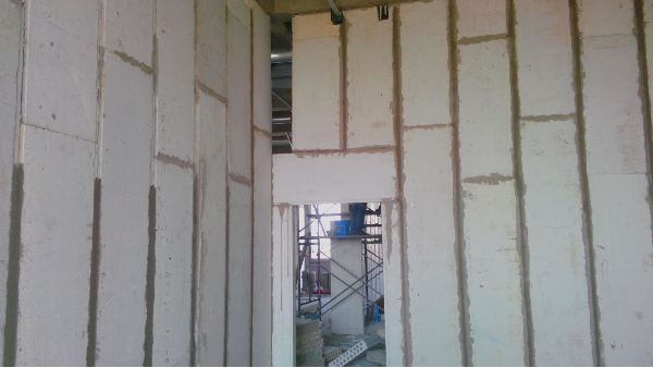 装配式工程施工技术-ALC隔墙板工艺特点