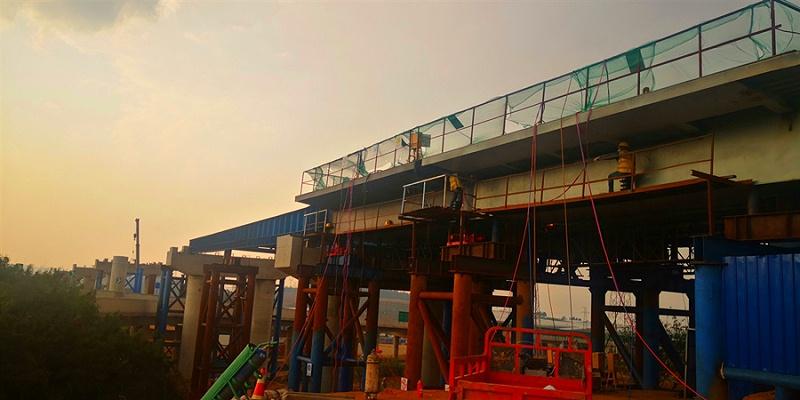 云南个旧钢结构桥梁2