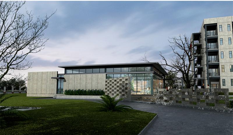 景典装配式建筑产业基地1号实验楼项目02