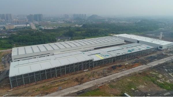 景典钢构参建的玉柴纯电动商用车钢结构项目预计年底试产