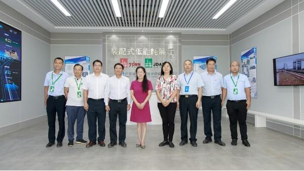 景典公司作为广西首家民营企业获第二批国家级装配式建筑产业基地