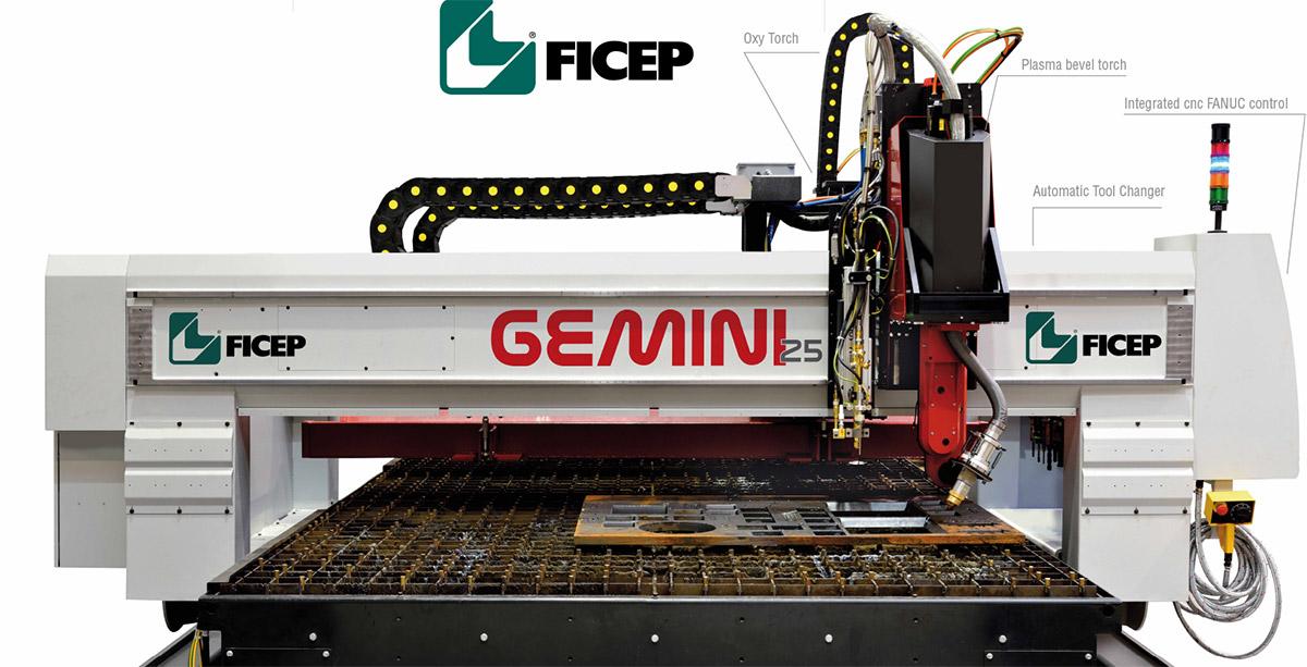 菲赛普自动钢板加工中心